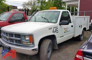 1998 Chevrolet 2500 Pickup/Utility Truck