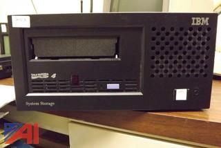 IBM Tape drives