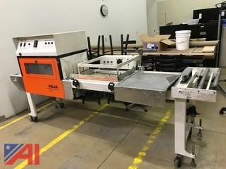 Belco L-Bar Sealer with Heat Tunnel
