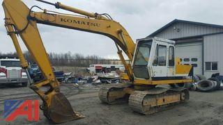 Komatsu PC150-1 Excavator