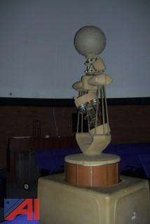 Spitz Laboratories Planetarium Projector