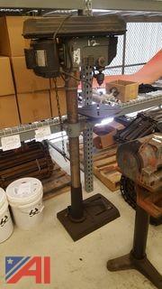 Delta Upright Drill