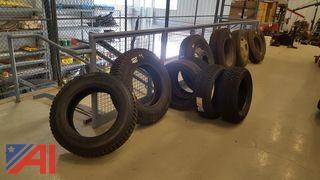 Large Lot of Assorted Turck Tires
