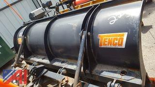 Tenco Reversible Plow