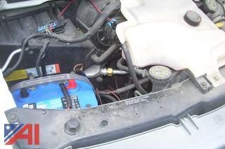 2002 GMC 3500 Cube Van