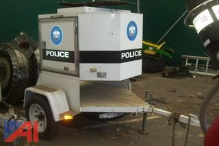 1998 Lazer Radar Trailer