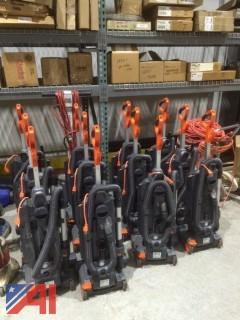 Lot of Hoover Commercial Hushtone Vacuum Cleaners