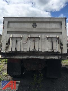 **Reserved Lowered** 1989 Mack CM422 Dump