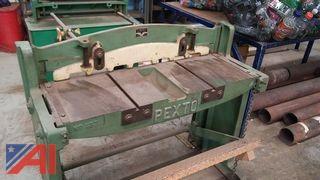 Peck-Stow-Wilcox Metal Shear
