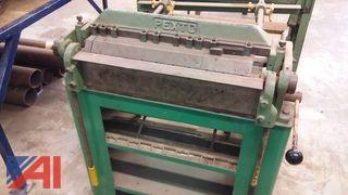 Pexto Metal Brake