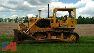 1973 Caterpillar D7E Bulldozer