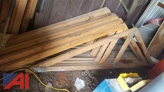 Lot of Trusses