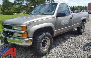 2000 Chevrolet 2500 Pickup Truck
