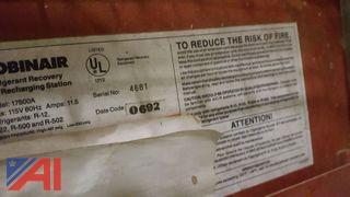 Robinair Refrigerant Recovery/Recharging System