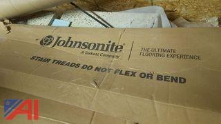 Assorted Johnsonite Rubber Stair Treads