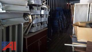 Contents of a 40ft Storage Trailer