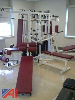 Trotter 7 Station Exercise Equipment