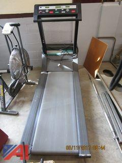 Quinton Treadmill & York Bench Press