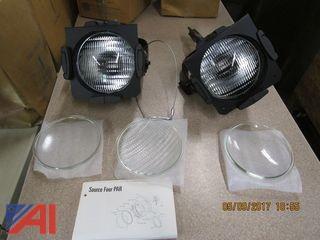 (24) Stage Lighting Spot Lights