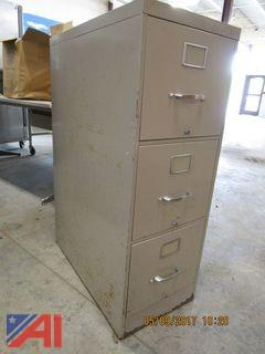File Cabinet & Metal Cabinets