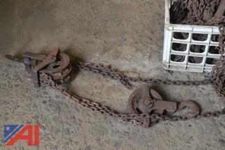 (3) Chain Hoist