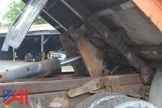 1995 Chevy Kodiak Dump w/ Plow