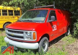 2000 Chevrolet Express 3500 Van