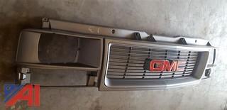 GMC Van Bumper