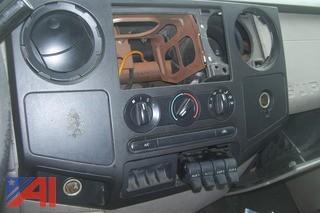 2008 Ford F250 4X4 Crew Cab Pickup