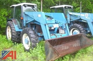 1993 Ford/New Holland 8240 4X4 Tractor