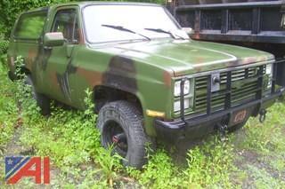 1985 Chevrolet CD10516 SUV
