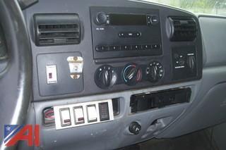 2005 Ford F350 4X4 Dump