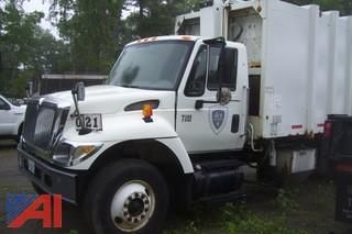 2005 International 7300 Rubbish Packer