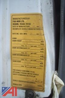 2005 International 7300 Rubbish Packer