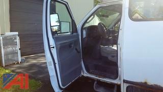 2008 Ford E350 Super Duty Van