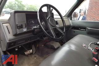 1989 Chevrolet Cab and Chassis