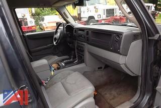 2006 Jeep Commander SUV