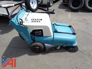 2010 Tennant 6080 Walk Behind Sweeper