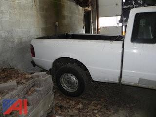2001 Ford Ranger Pickup