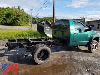2009 Dodge Ram 4500 Cab & Chassis
