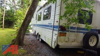**Reserve has been lifted** 1995 Prowler 5th Wheel Trailer