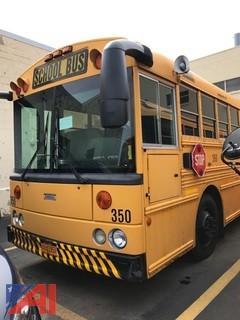 2003 Thomas 66 Passenger Transit Bus