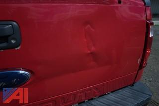 2010 Ford F350 SD XL Pickup w/ Plow