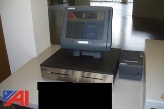 (2) Micros Cash Registers