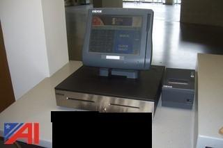 (5) Micros Cash Registers