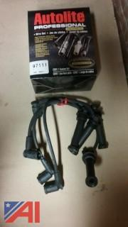 Autolite Sparkplug Wire Inventory