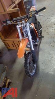 KTM 65 Dirtbike