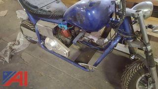 Gas Powered Pit Bike