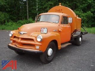 1955 Chevrolet 3800 Rooter Truck