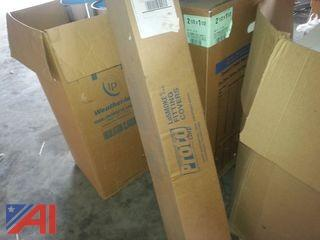 (1) Box of Uponor Pipe Waterproofing Boots and More